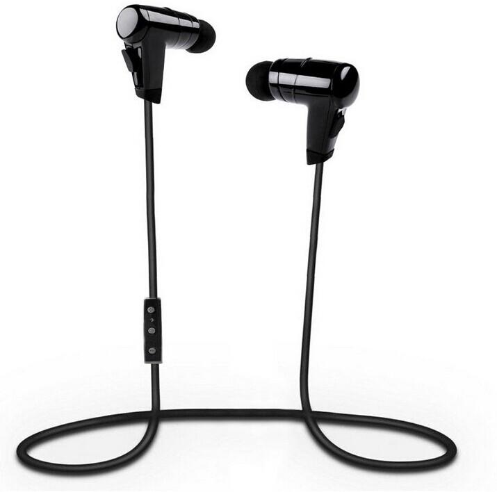 Quace Universal Sport Bluetooth 4.0 Neckband Wireless Bluetooth Headset
