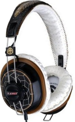 AERIAL7 Chopper 2 T.Knox Over-the-ear Headset Black & White