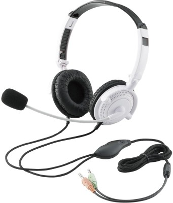 76 Off On Elecom Hs Hp20wh Wired Gaming Headset White On