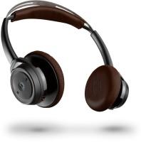 Plantronics Backbeat Sense Wireless Bluetooth Headset With Mic (Black)