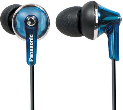 Panasonic RP TCM190E A Ergofit Plus In the ear Headset Blue available at Flipkart for Rs.1195