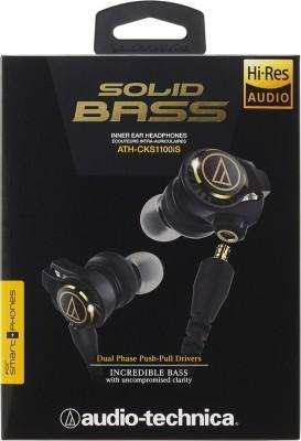 Audio-Technica ATH-CKS1100iS In Ear Headset