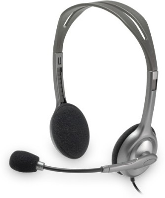 Buy Logitech Stereo Headset H110: Headset