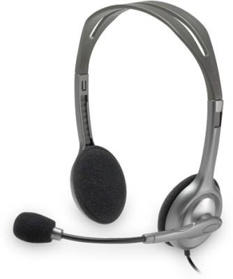 Buy Logitech Stereo Headset H110: Headset