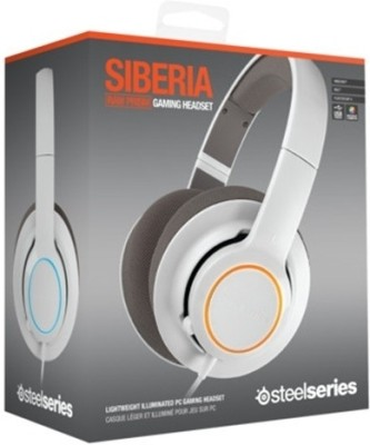 Steelseries Siberia Raw Prism Wired Headset