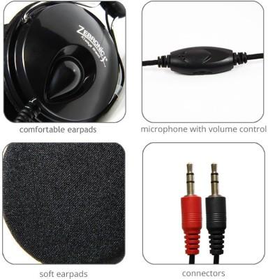 Zebronics Pleasant On-the-ear Headset