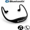 Elite Mkt Bluetooth Music Sport Wireless 1 Wireless Bluetooth Headset (Black)
