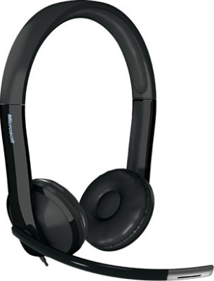 Microsoft Life Chat LX-6000 On-Ear Headset