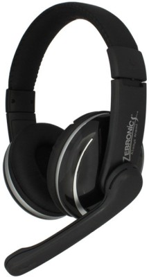 Zebronics Phenom Headset FROM Flipkart at Rs 629 + Free Delivery