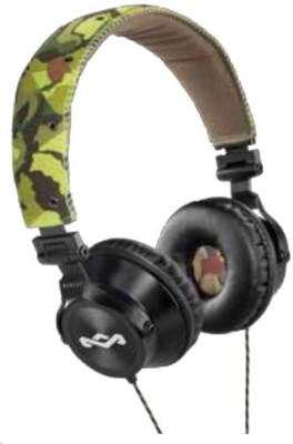 House of Marley EM-JH023-MI Jammin Collections Revolution Headset
