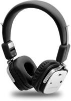 Ambrane Headphone Wireless Bluetooth Headset With Mic (Black)
