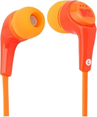 MTV Fashiontronix by SoundLogic Wave Wired Headset