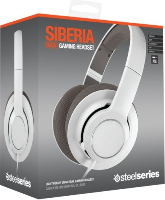 Steelseries Siberia Raw Wired Headset