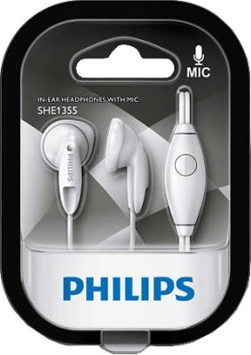 Philips SHE1355 In-the-Ear Headset