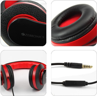 Zebronics Rockstar Wired Headset