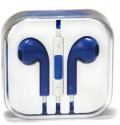 GD Earphone For Apple IPhone Wired Gaming Headset (Navy Blue)
