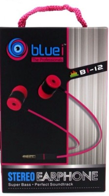 Bluei BI12 N95 Wired Headset
