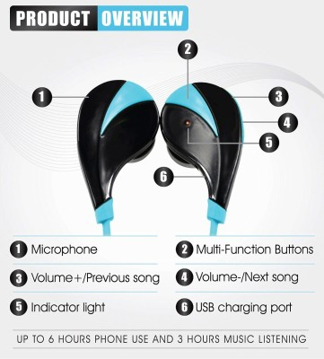 Dreaminex Actisound Bluetooth Headset