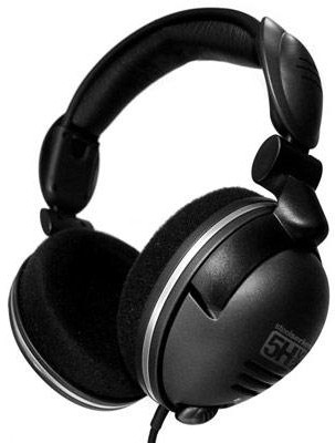 Buy Steelseries Siberia Headset 5H V2 Black: Headset