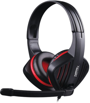 Zebronics Stingray Over the Ear Headset