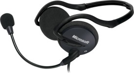 Microsoft Life Chat LX-2000 On-Ear Headset