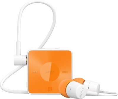 6ec09406e00 22% Discount on Sony SBH20 In-the-ear Headset (Orange) For Rs. 2080 at  flipkart. com