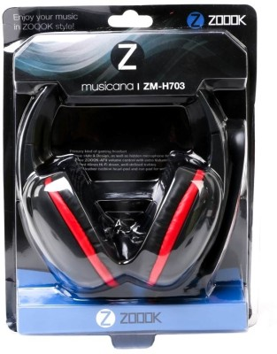 Zoook ZM-H703 On Ear Headset