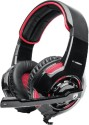 Marvo H8654BK Scorpion USB Wired Gaming Headset Wired Gaming Headset (Black)