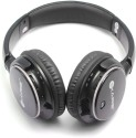 Ikare B370 Micro SD Player FM Stereo Radio Headphone Wireless Bluetooth Headphones (Black, On The Ear)