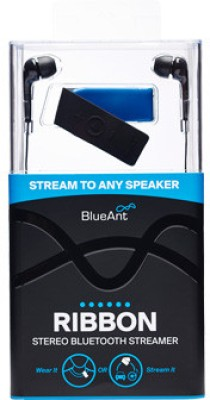 Blueant Ribbon Stereo Bluetooth Streamer