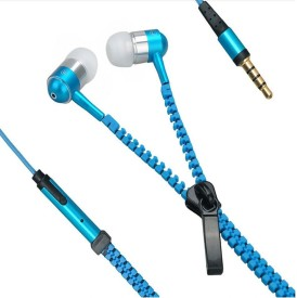 Wellcare Zipper Handfree For Karbonn Titanium Mach Two Wired Headset