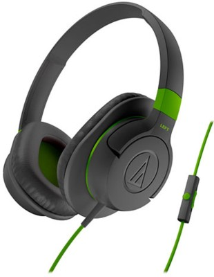 Audio Technica ATH-AX1iS GY Wired Headset