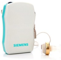 Siemens VITA 118 Pocket Hearing Aid (White)