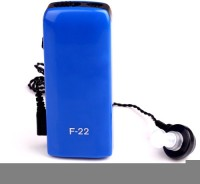 Blazon Pocket Sound Amplifier  F-22 In The Ear Hearing Aid (Blue)