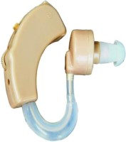 Smart Care Mini Hearing Amplifier SC 113 Behind The Ear Hearing Aid (Cream)