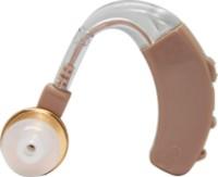 Jinghao A129 Behind The Ear Hearing Aid (Beige)
