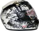 LS2 Phobia Motorsports Helmet - L - Glossy White