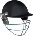 Shrey Basic With Mild Steel Visor Cricket Helmet - M - Navy Blue