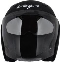 Vega Eclipse Motorsports Helmet - Medium - Dull Black