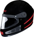 Studds RB-2 Motorsports Helmet - L - Black