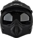 Vega Off Road Motorsports Helmet - Medium - Dull Black