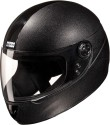 Studds Chrome Elite Motorsports Helmet - L - Black