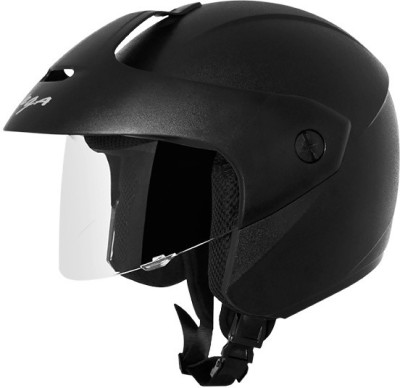 Vega Ridge With Peak Motorsports Helmet - M (Black)