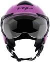 Vega Verve Motorsports Helmet - M - Purple