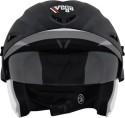 Vega Cruiser Motorsports Helmet - M - White