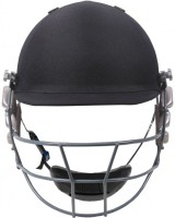 Shrey Premium Mild Steel Visor Cricket Helmet - L (Navy Blue)