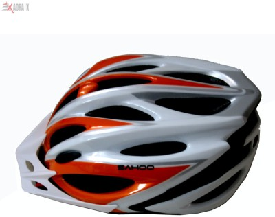 Get best deal for AdraxX Inmoulded Championship Cycling Helmet - M Multicolor at Compare Hatke