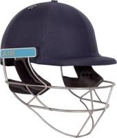Shrey Masterclass Air Titanium Visor Cricket Helmet - M (Navy)