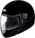 Studds Chrome Super Motorsports Helmet - L - Black