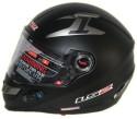 LS2 Bluetooth Motorbike Helmet - L - Black